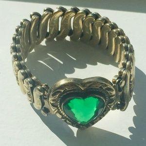 Vintage Co-Star Sterling Expansion Bracelet
